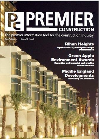 Premier Construction Magazine, Issue 18-5
