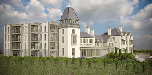Deganwy Castle Hotel- Deganwy, Conwy