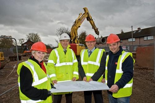 Harraby Development- Harraby, Carlisle- affordable housing