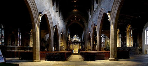 St Nicholas Cathedral- Newcastle