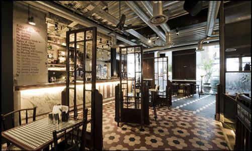 Dishoom- Irani café - Covent Garden