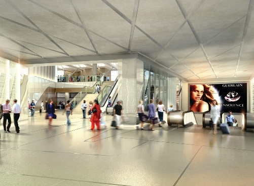 Farringdon Station- Crossrail