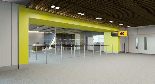 Gatwick Airport  Pier 5
