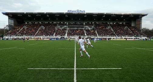 Allianz Park - Saracens Rugby Club