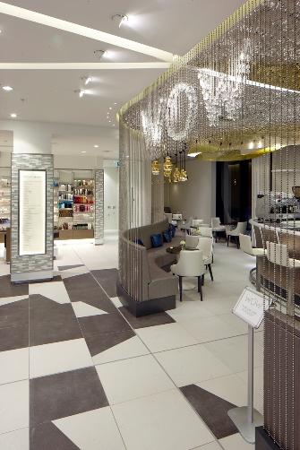 Harvey Nichols Beauty Bazaar in Liverpool ONE