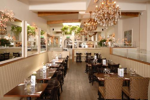 Hache Restaurant- London, Shoreditch
