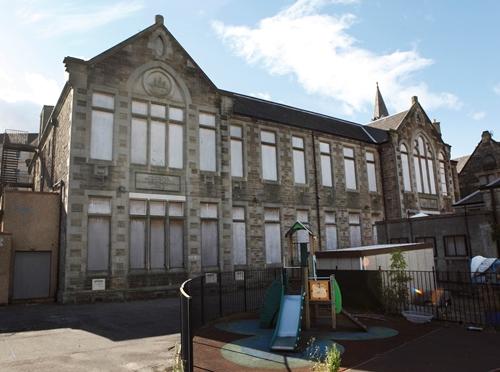Dedicated Gaelic School- Edinburgh