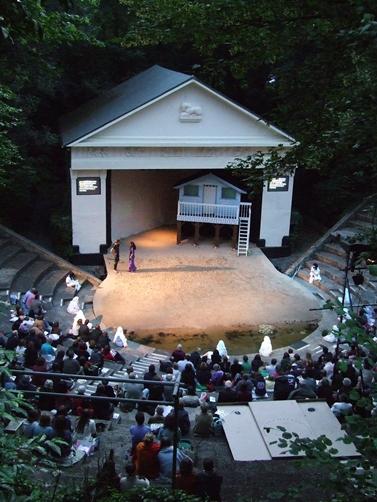 Bradfield College's The Greek Theatre Restoration