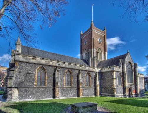 All Saints Church- Kingston, Surrey