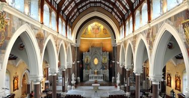 Church of the Most Holy Redeemer-Belfast - RIBA Awards 2013