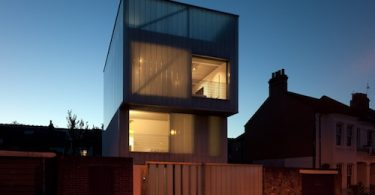 The Slip House- RIBA Awards 2013