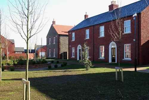 Bretton Hall- Lisburn, Northern Ireland, NHBC Awards 2013
