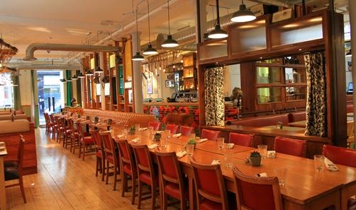 Tanner & Co- Bermondsey Street- London