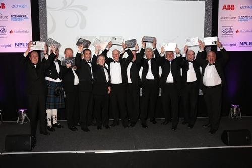 the IET Innovation Awards 2013