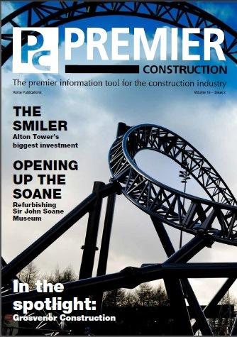 Premier Construction Magazine Issue 19-2