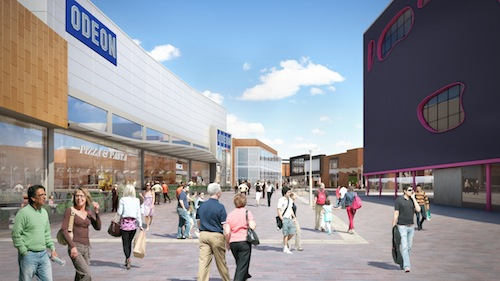 Odeon Fit Out West Bromwich