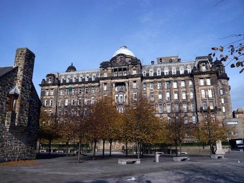 Glasgow Royal Infirmary refurbishment