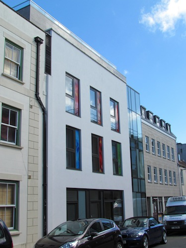 Halkett Place- Jersey Design Awards 2013