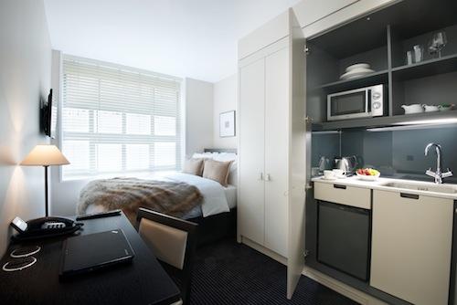 The Nadler Soho Hotel- London
