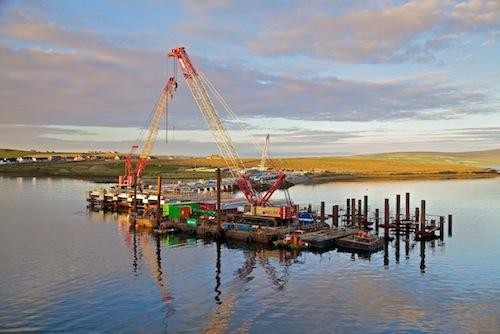 Coplands Dock- Stromness