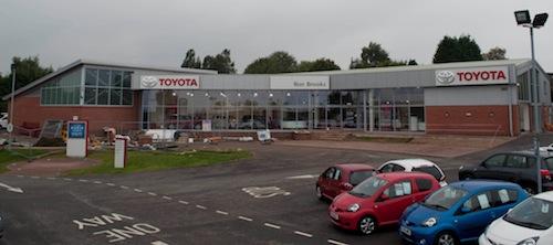 Ron Brooks Ltd - Toyota, Mansfield