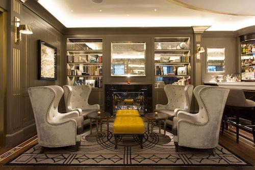 Church Bar & Terrace- Hyatt Regency London Hotel
