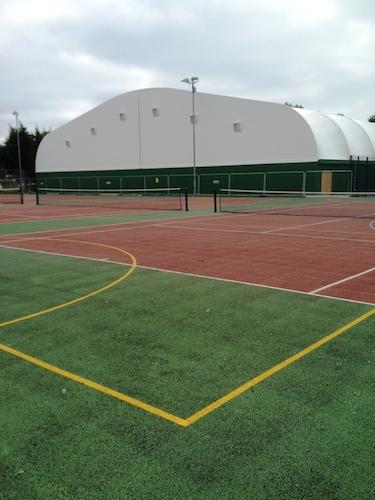 Mountbatten Tennis Centre, Hilsea, Portsmouth