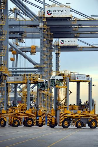 London Gateway Port