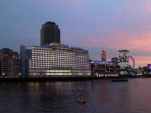 Sea Containers House, Morgan Hotel Group, Black Friars Bridge London