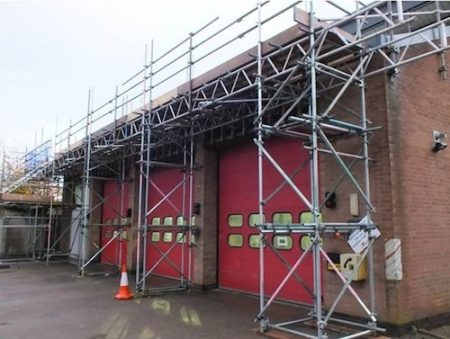 Hinckley Fire Station, Leicestershire