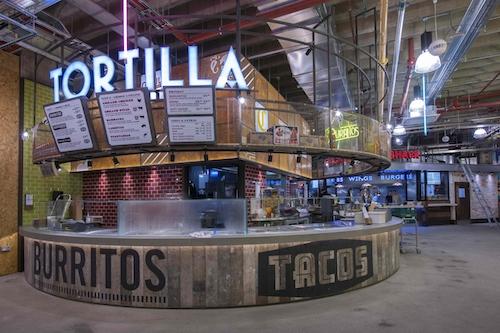 Tortilla, Leeds Trinity shopping centre