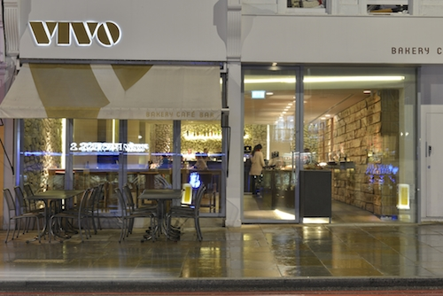Vivo Italian, Islington, London, Restaurant & Bar Design Awards 2014