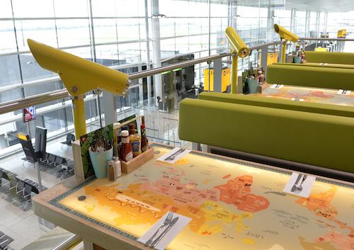 Wondertree, Terminal 2, Heathrow Airport, London