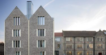 New accommodation at Brighton College, By Daniel Shearing