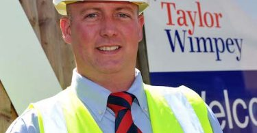 Taylor Wimpey NHBC Awards Paul Larkin
