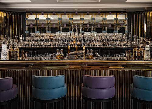 Cartizze Bar, Mayfair, London