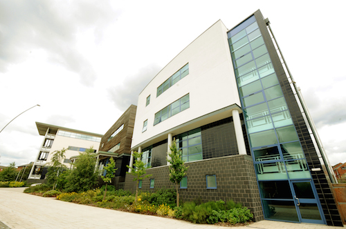 Joseph Wright Centre, Derby College