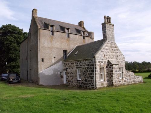 Crommey Castle, Aberchirder, Aberdeenshire Design Awards 2014
