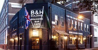 Bourne & Hollingsworth, Clerkenwell, London