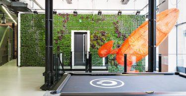 Capco Boldrocket, Shoreditch, London, SBID Design Awards 2014