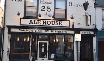 Walmgate Ale House & Bistro, York