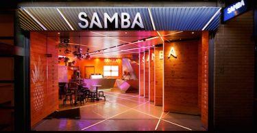 Store Design of the Year, Samba, Camden, London.