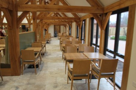 South Downs Coffee Shop, West Sussex