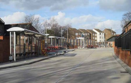 Thetford Bus Interchange