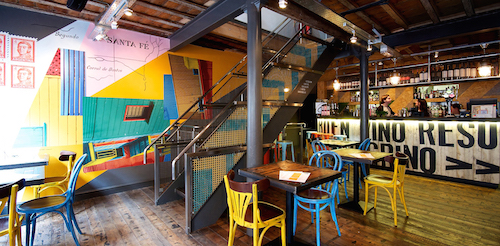 Moo, Mystery, Casual Dining Design Awards 2015