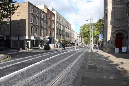 Luas Cross City, Dublin