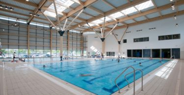 Omagh Leisure centre