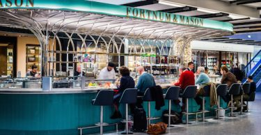 Heathrow's Terminal 5 The Bar, Paul Winch-Furness / Photographer