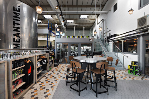 The Tasting Rooms, Meantime Brewing Company