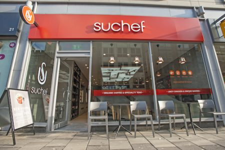 Suchef,  City Road, London